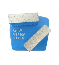GTA 80 Series Double Diamond Segments