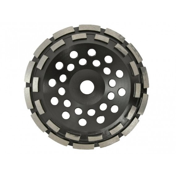 Double Cup Wheel Concrete Grinding