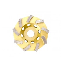 "Turbo Cup Wheel 5"" - 9 segment"