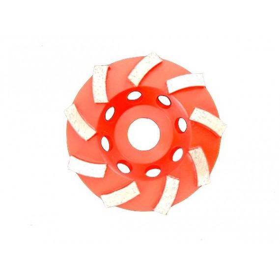 "Turbo Cup Wheel 5"" - 9 segment"