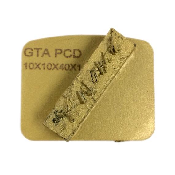 PCD Single Gold